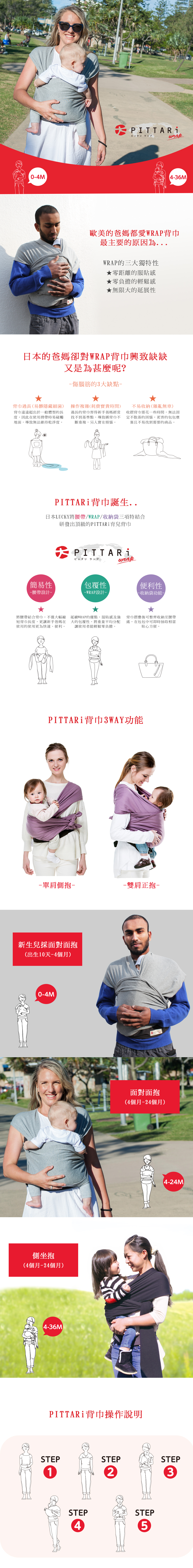 Baby warp Carrier